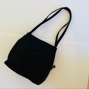 HOBO INTERNATIONAL Black Tote Shoulder Bag Shopper